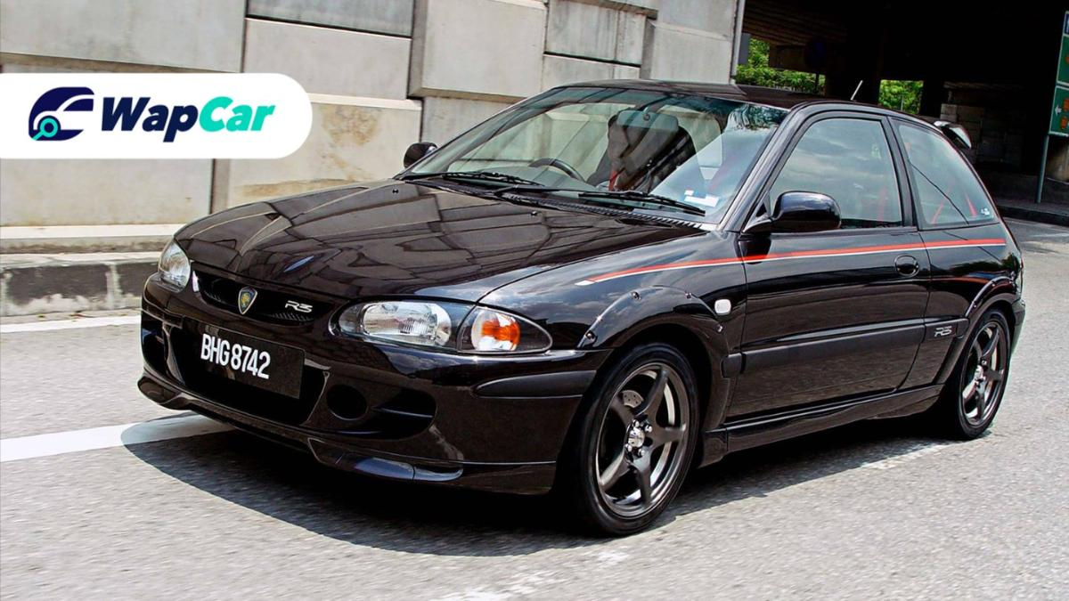 2004 Proton Satria R3 1.8, Race Rally Research's first-ever star 01