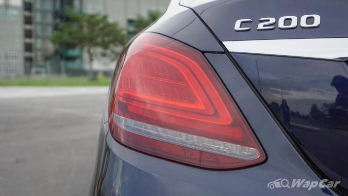 2020 Mercedes-Benz C-Class C 200 AMG Line Exterior 010
