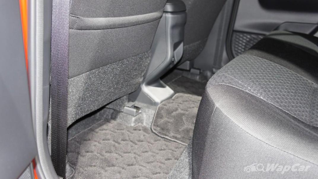 2021 Perodua Ativa Interior 021
