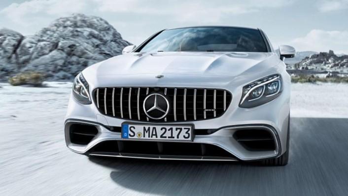 Mercedes-Benz AMG S-Class Coupe (2018) Exterior 001