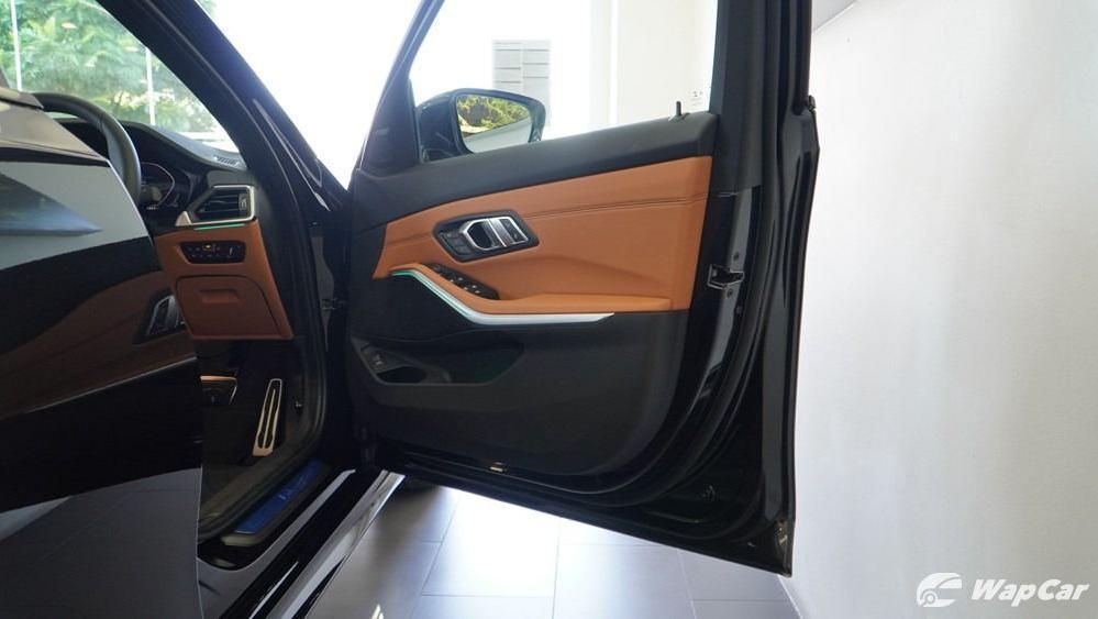 2019 BMW 3 Series 330i M Sport Interior 039
