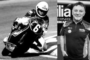 Prinsipal pasukan Aprilia MotoGP, Fausto Gresini maut angkara Covid-19