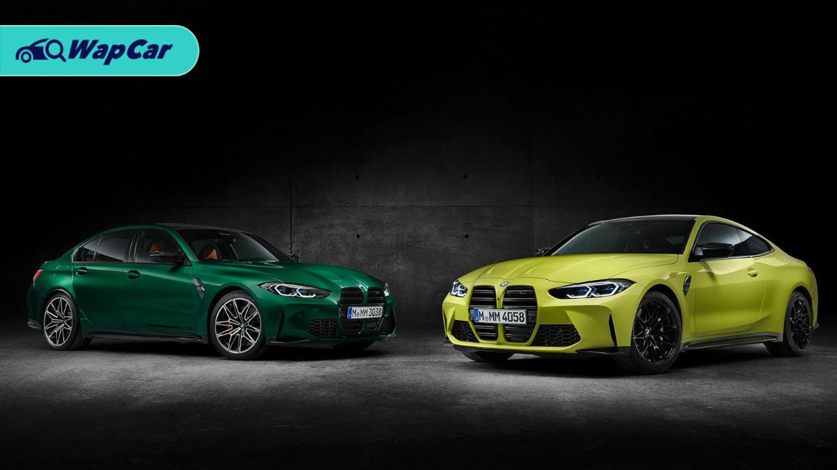 Leaked: Not for the faint-hearted, here are the 2021 BMW M3 and M4 01