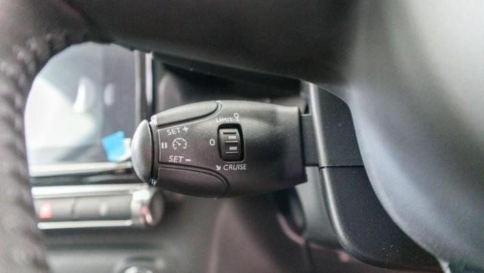 2019 Citroën New C3 AIRCROSS SUV Interior 007