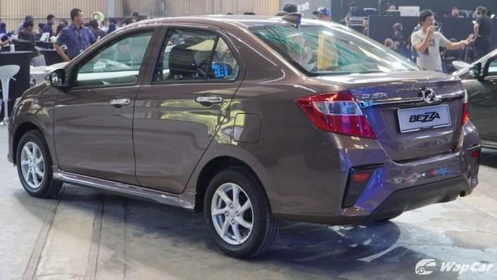 2020 Perodua Bezza 1.0 G (A) Exterior 006