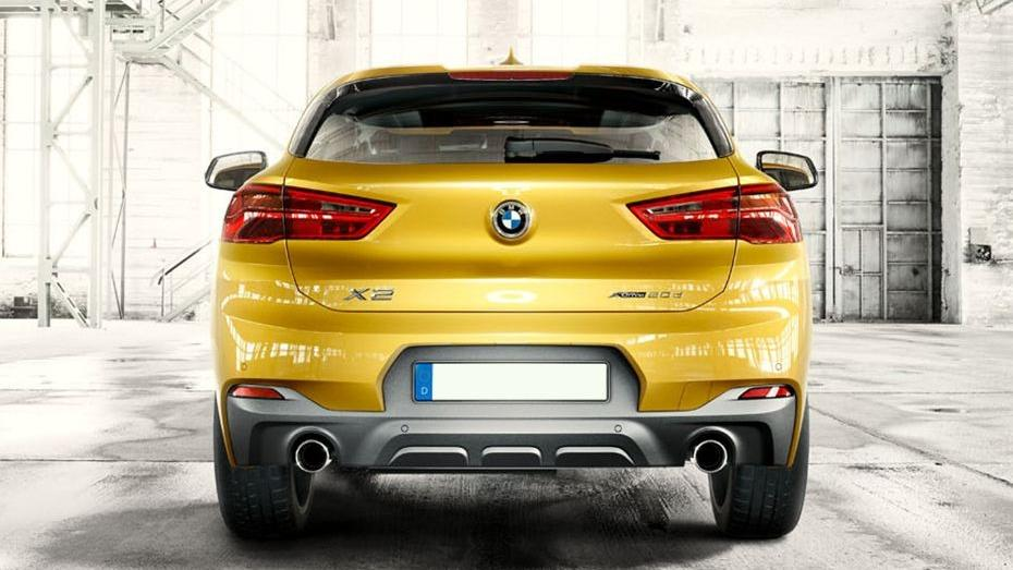 BMW X2 (2019) Exterior 003