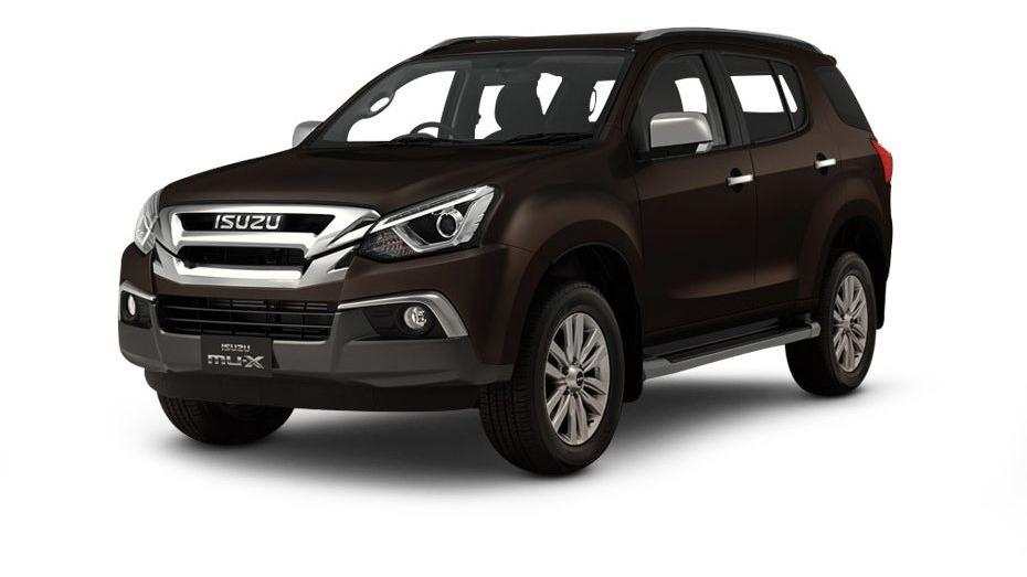 Isuzu MU-X (2018) Others 003