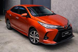 Is the new 2021 Toyota Vios facelift a better car than the City and Almera?