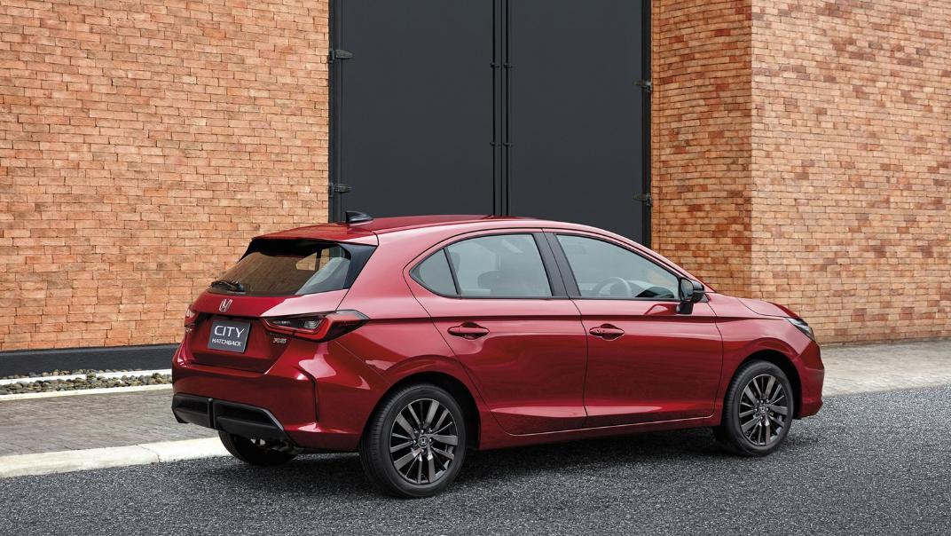 2021 Honda City Hatchback International Version Exterior 121