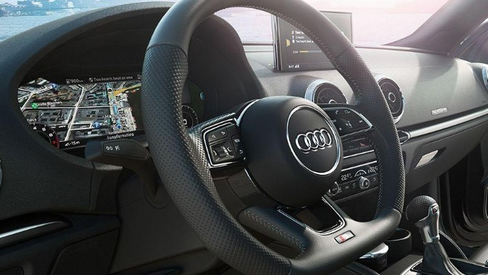 Audi A3 Sedan (2019) Interior 001