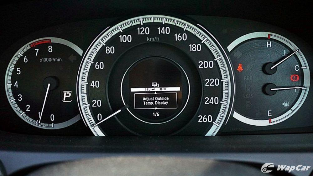 2018 Honda Accord 2.4 VTi-L Advance Interior 042