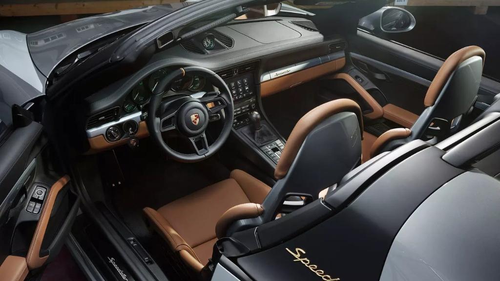 2019 Porsche 911 911 Speedster Interior 001