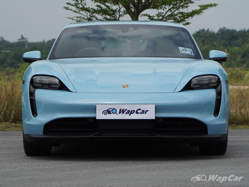 Review: Porsche Taycan 4S - an electrifying, synapse-frying performance car 02