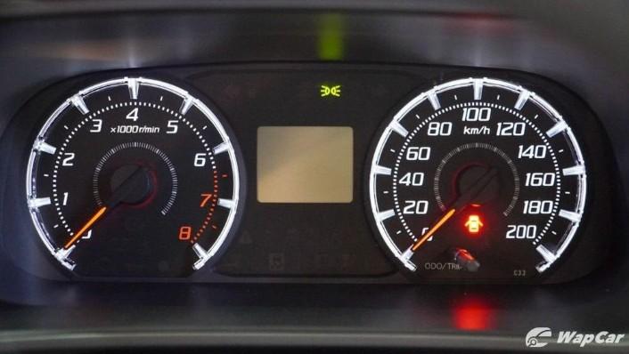2020 Perodua Bezza 1.0 G (A) Interior 004
