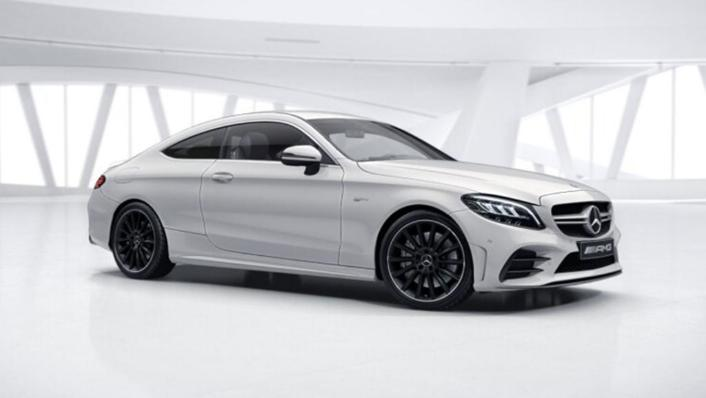 2018 Mercedes-Benz AMG C-Class Coupe AMG C 43 4MATIC Exterior 004