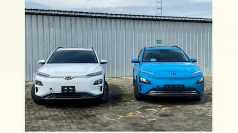 Spyshot: Hyundai Kona Electric facelift di Indonesia, Malaysia bernasib malang? 02