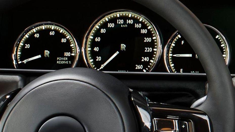 2018 Rolls-Royce Cullinan Cullinan Interior 006
