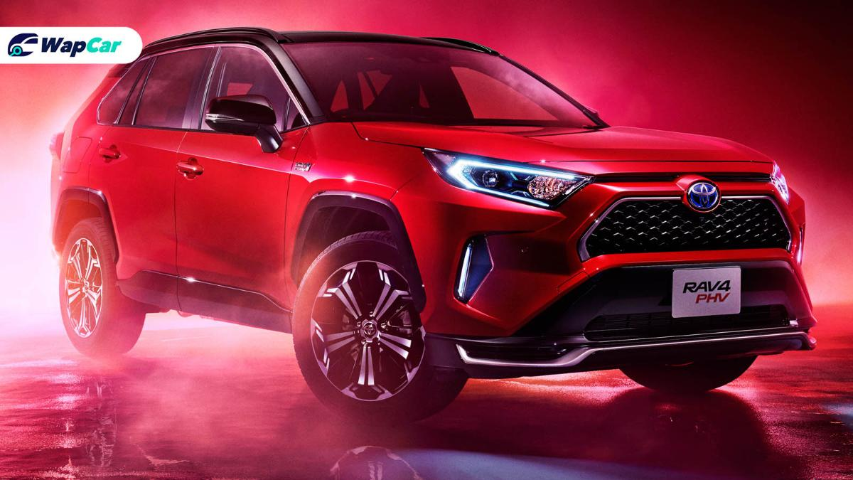 0-100 km/h in 6 seconds, the new Toyota RAV4 PHEV is the ultimate sleeper 01
