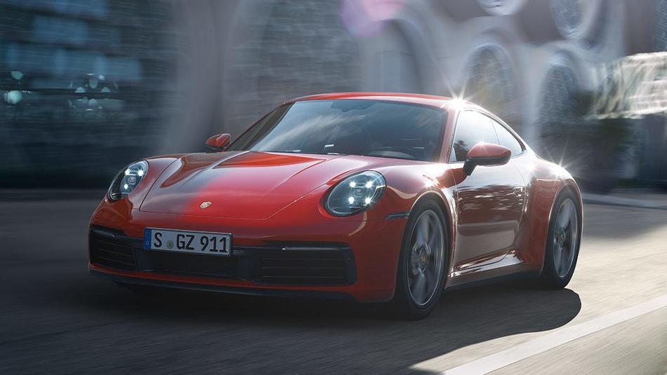 2019 Porsche 911 the new 911 Carrera Cabriolet Exterior 001