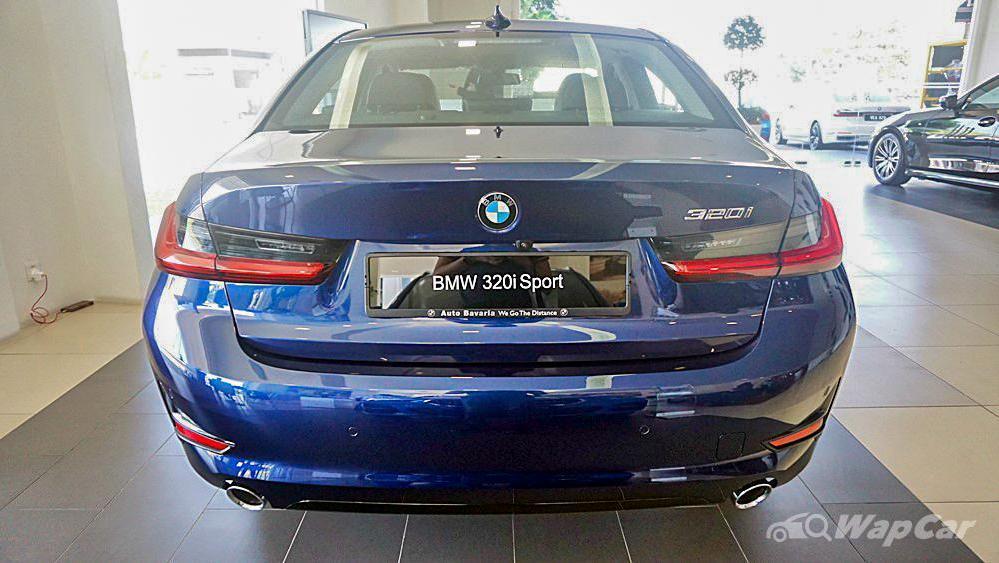 2020 BMW 3 Series 320i Sport Exterior 063