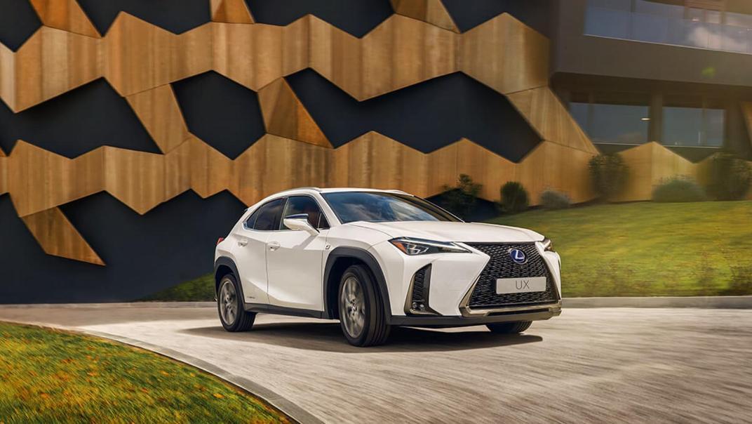 2020 Lexus UX Exterior 011