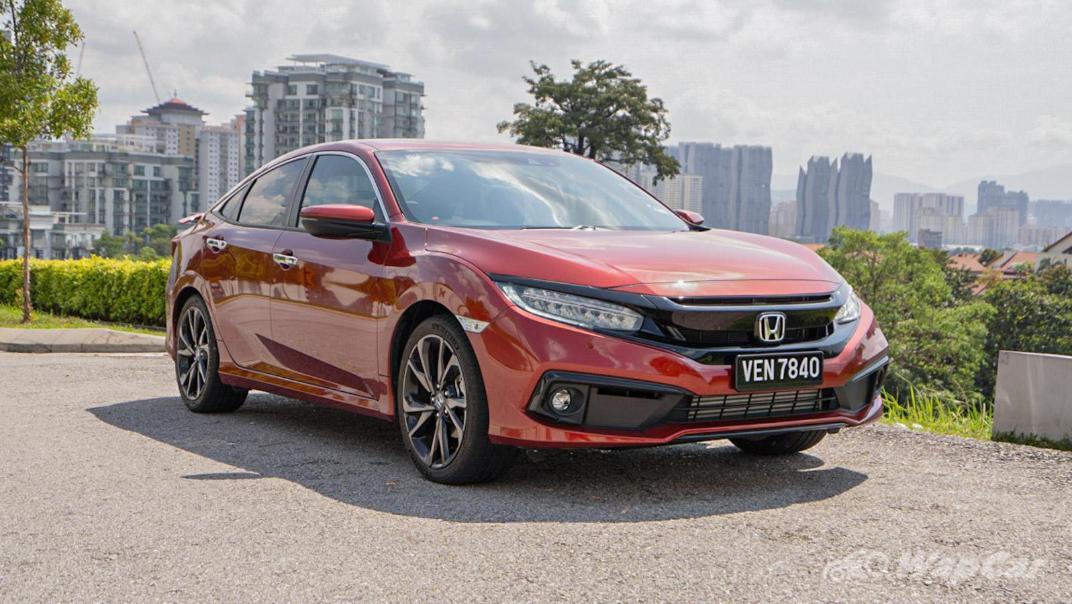 2020 Honda Civic 1.5 TC Premium Exterior 003