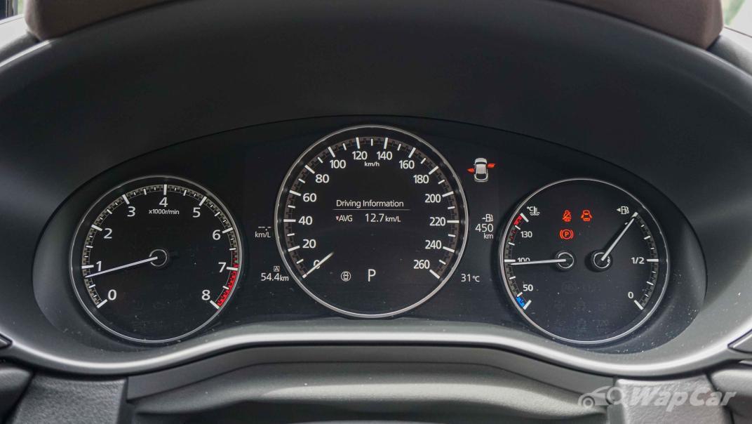 2020 Mazda CX-30 SKYACTIV-G 2.0 High AWD Interior 005
