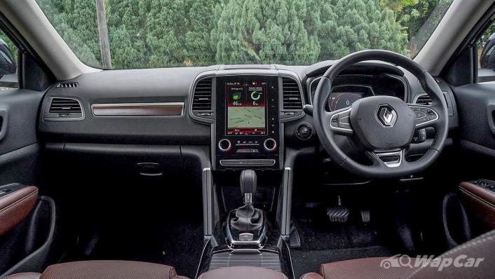 2020 Renault Koleos Signature Interior 001