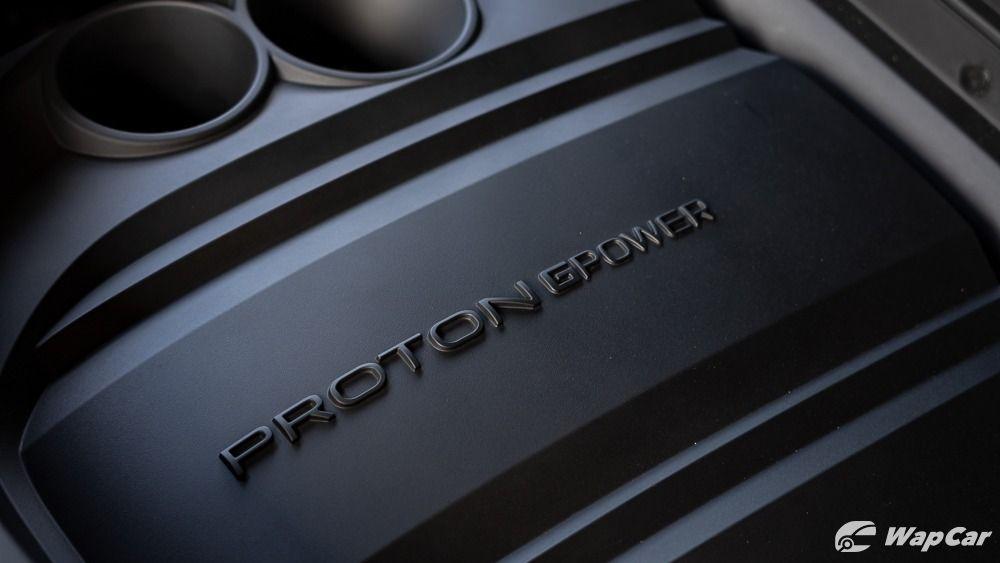 2020 Proton X70 Engine bay