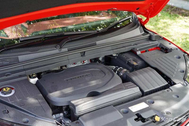 Proton X50, export-spec X70 1.5L turbo engines to be made in Malaysia 02
