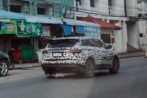 Spyshot: Proton X50 diuji di Thailand, Proton bakal kembali ke sana?