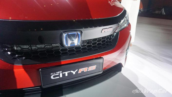 2020 Honda City RS 1.5 Hybrid Exterior 007