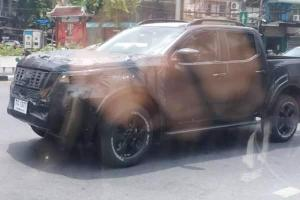 Spied: New 2021 Nissan NP300 Navara facelift in Thailand, updated competitor to Hilux and Triton
