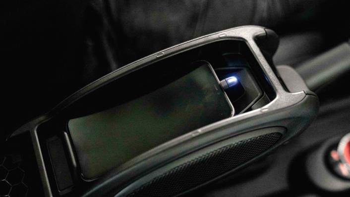 2021 MINI 3 Door Cooper S Interior 008