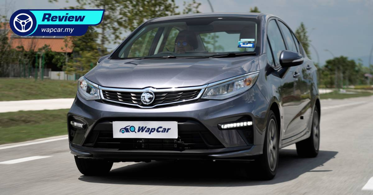 Review: 2022 Proton Persona facelift – Is the jerky CVT finally fixed? 01