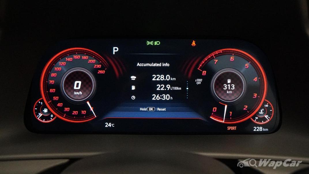 2020 Hyundai Sonata 2.5 Premium Interior 085