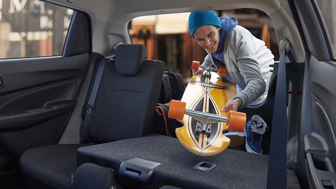 2020 Suzuki Swift International Version Interior 007