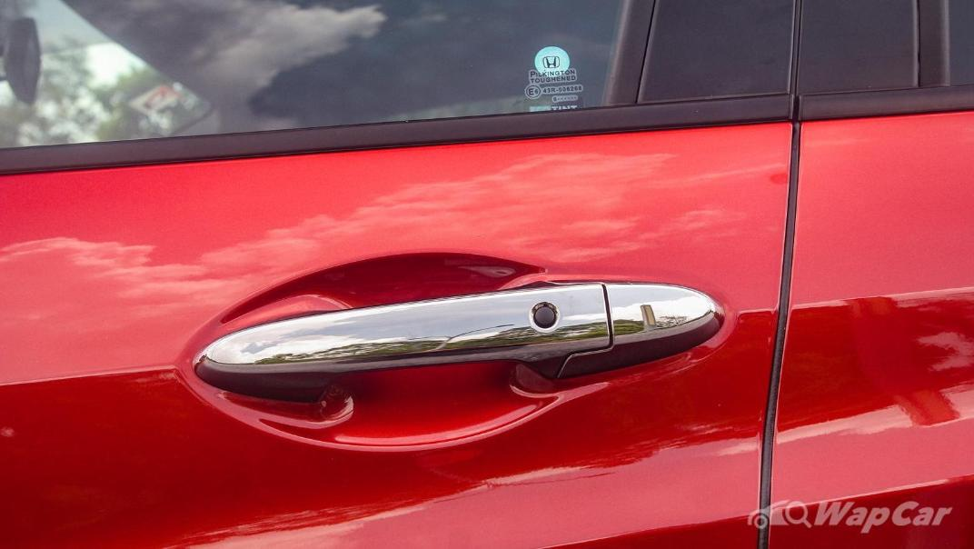 2019 Honda HR-V 1.8 RS Exterior 018