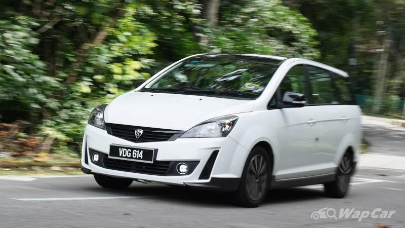 2021 Proton V70: We pit the Geely Jiaji-based MPV against the Exora! 02