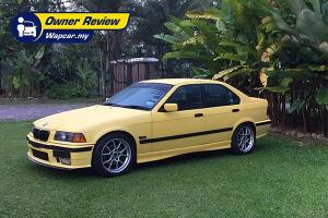 Owner Review: Yellow Submarine - My BMW E36 328i