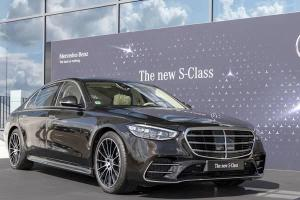 Gallery: Diving deep into the all-new 2021 W223 Mercedes-Benz S-Class' design