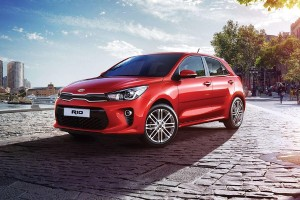 Updated Version Of 2018 Kia Rio, 1.4 MPI Engine With 6AT Automatic Transmission