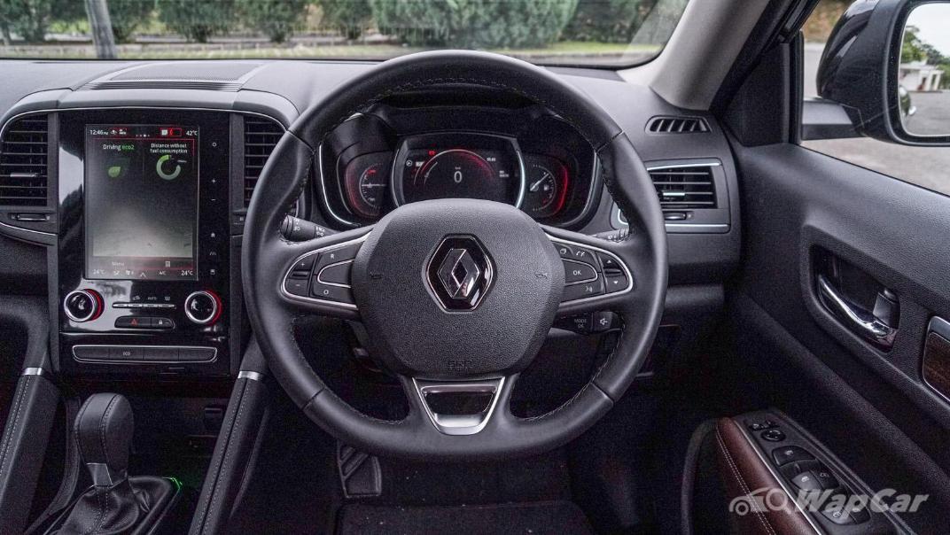 2020 Renault Koleos Signature Interior 002