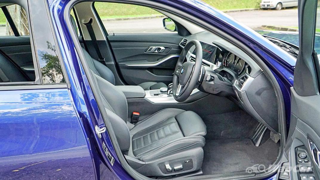 2020 BMW 3 Series 320i Sport Interior 080