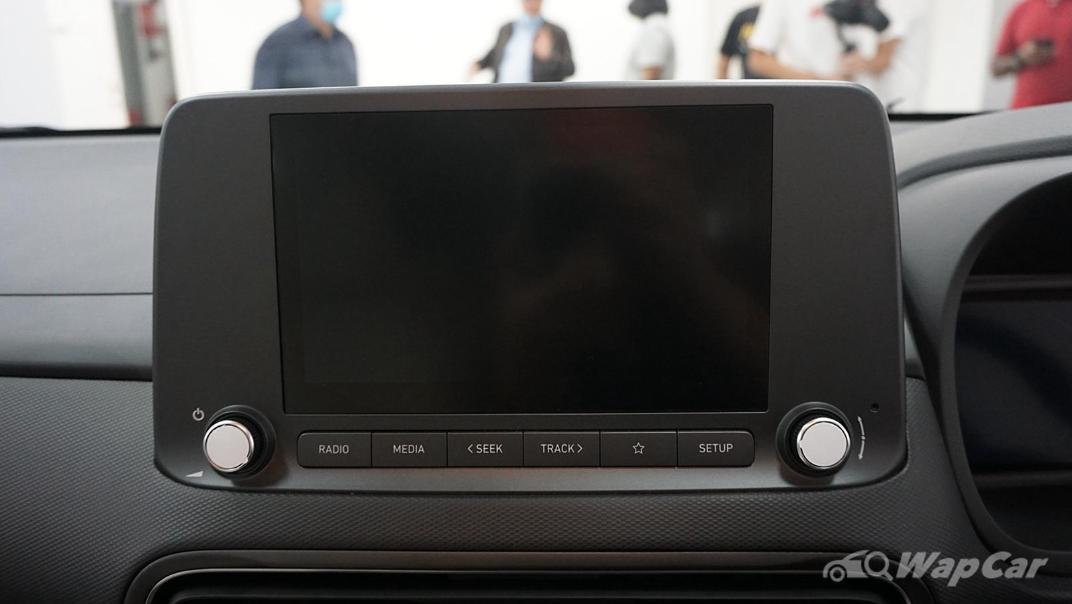 2021 Hyundai Kona 2.0 Standard Interior 009