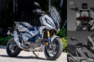 Honda X-ADV 2021 - 5 pembaharuan menarik mengenai skuter canggih, ranggi ini!