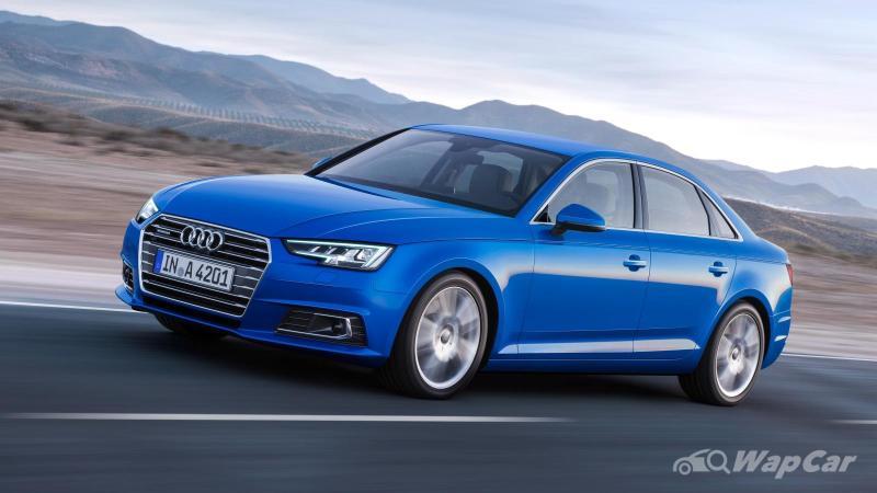 Volkswagen Arteon is RM 130k cheaper than the Audi A5 Sportback, but better? 02