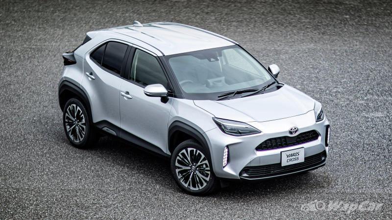 In Japan, Toyota Yaris Cross has a 6 months waiting list, more popular than Perodua D55L/Toyota Raize 02
