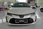 All-New Toyota Corolla Altis 2019 previewed in PJ showroom ahead of its launch