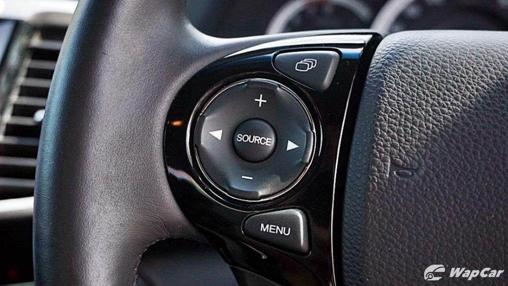 2018 Honda Accord 2.4 VTi-L Advance Interior 008